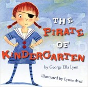 The Pirate of Kindergarten by George Lyon