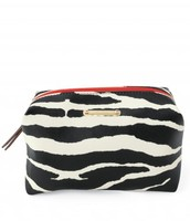 Pouf - Zebra Stripe
