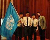 SCI Hong Kong joined International Day of Peace Celebration - 21st of September 2014