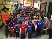 Hats Off for Red Ribbon Week