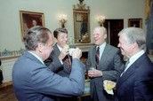 Carter/ Reagan 1977- 1989
