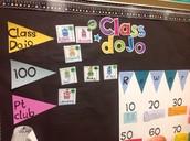 Class Dojo!