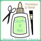 Crafts 'N' Kids: August 7