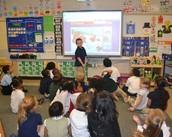 Multple smartboards in the classroom