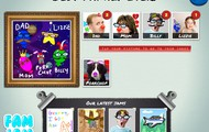About FamJam - A family drawing and photo app for kids, parents, and grandparents