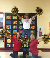 Academic Cheerleaders