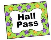 hallway reminders