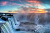 Las cascadas de Iguazú