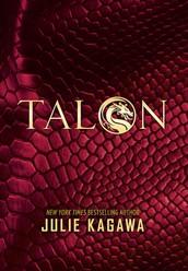 """Talon"" by Julie Kagawa"