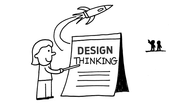 What is Design Thinking-brainstorming?