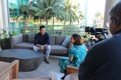 Interview with KITV4