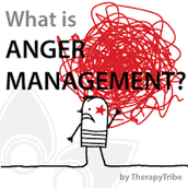 Can't tell anger management