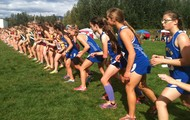 Our Girls Cross-Country Running Team keeps Winning!