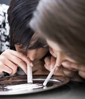 Teens exposure and participation in addictive drugs,