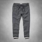corredores pantalones de chándal Wrong?