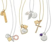Unique & Personalized $39-$69 (wide variety of silver & gold)