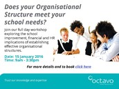 Our experts talk 'Organisational Structures'