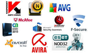 There are many different types of antivirus programs out there to help you fight malware.