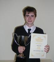 Colm's winning Poetry
