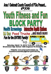 Youth Fitness and Fun Block Party