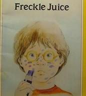 Frecle Juice