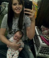 My cousin/ sister and my god son/cousin/nephew