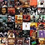 90s Rap Album Covers