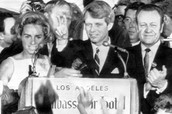 RFK Giving A Speech