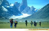Auyuittuq National Park activities