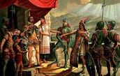 Conquered the Aztecs