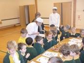 H&C students & staff visit Forest School