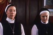 Women could only become Nuns or Abbey Directors