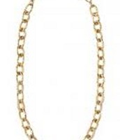 Christina Link Gold Necklace $39