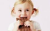 Me gustaba chocolate mucho.