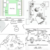 Stage Floor Plans