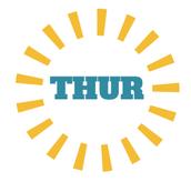 Thursday, August 4th