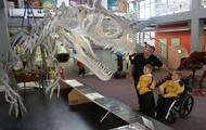 A cool dinosaur