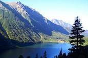 Tarta Mountains