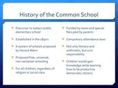 The Common School Movement