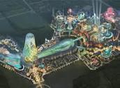 Parks or Amusement Parks