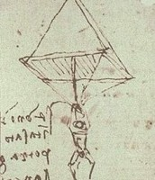 Da Vinci's drawing