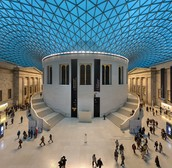 British Museum in London, UK