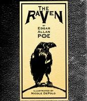 "His Most Famous Poem,""The Raven"""