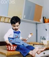 Aprendiendo sobre los dulces sabores de la cocina