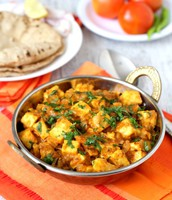 Panner, a famous Indian food