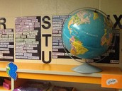 Grade Level Word Wall