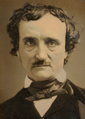 When was Edgar Poe born, and when did he pass away?