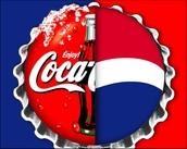 Coca-Cola and Pepsi Combined