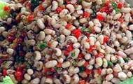 Black Eye Pea Salad
