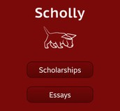 Scholarship search...There's an App for that?!